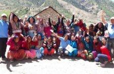 ग्रामीण क्षेत्रका महिला हरुको आम्दानीको स्रोत दिगो गर्न कनेक्टसंग एनसेलको सहभागीता