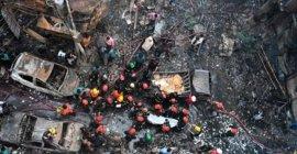 बंगलादेशमा आगलागी, ७० जनाको मृत्यु र ४० जना गम्भीर घाइते