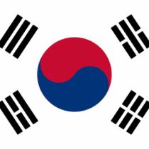 समूहको लोगो दक्षिण कोरिया (South Korea)
